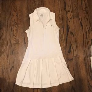 Girls Nike Tennis Dress (Large)
